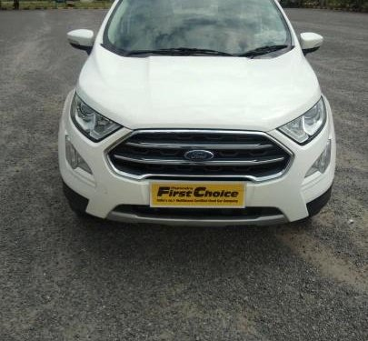 Used 2018 Ford EcoSport MT for sale in Faridabad