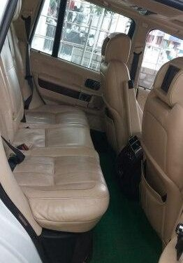Used 2012 Land Rover Range Rover AT for sale in Bangalore