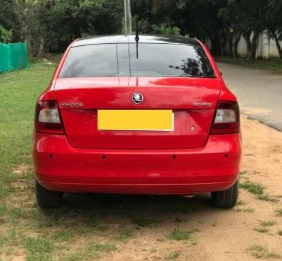Used 2015 Skoda Rapid MT for sale in Hyderabad