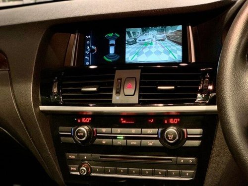BMW X3 xDrive 20d xLine 2016 AT for sale in New Delhi