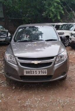 Used 2016 Chevrolet Sail 1.3 LS MT for sale in Patna