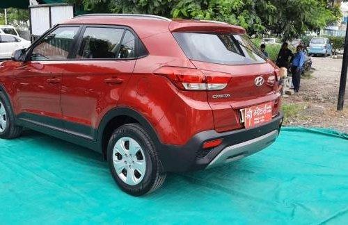 Used 2018 Hyundai Creta MT for sale in Indore