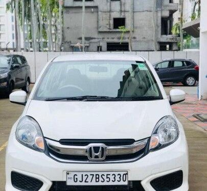 Used Honda Amaze E i-VTEC 2017 MT for sale in Surat