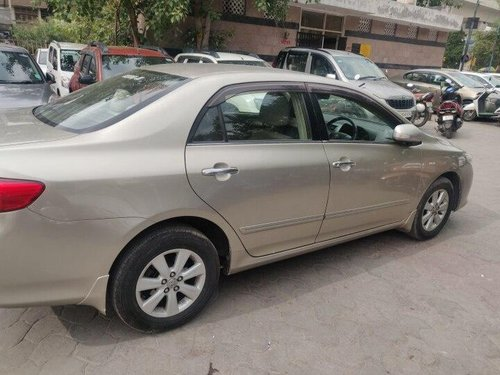 Used 2010 Toyota Corolla Altis 1.8 G MT for sale in New Delhi