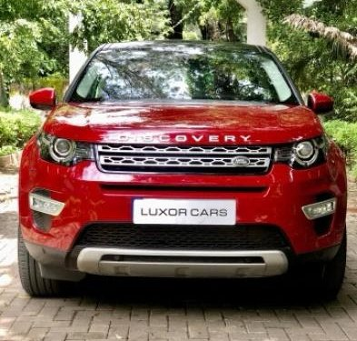 Used 2016 Land Rover Discovery Sport AT for sale in Pune