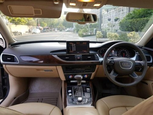 Used Audi A6 35 TDI 2013 AT for sale in New Delhi -5