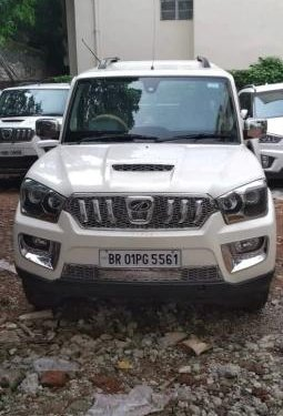 Used Mahindra Scorpio 1.99 S10 2016 MT for sale in Patna