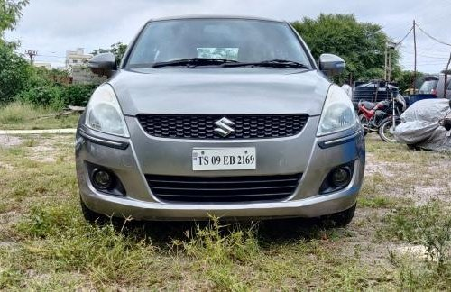 Used Maruti Suzuki Swift VXI 2014 MT for sale in Hyderabad -8