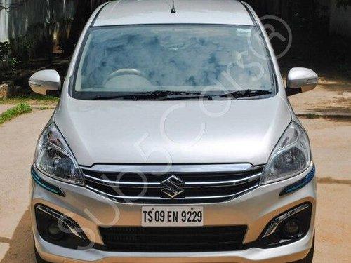 Used 2016 Maruti Suzuki Ertiga MT for sale in Hyderabad
