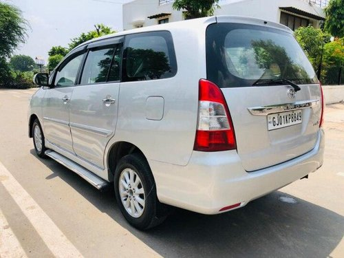 Used 2012 Toyota Innova MT for sale in Ahmedabad