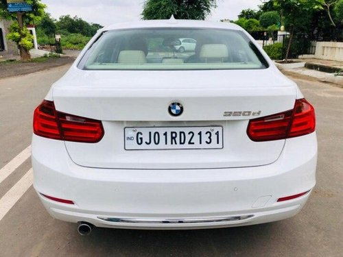 Used BMW 3 Series 320d Luxury Line 2013 AT for sale in Ahmedabad