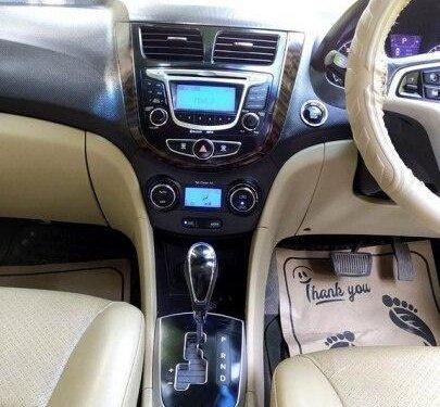 Used 2012 Hyundai Verna AT for sale in Pune