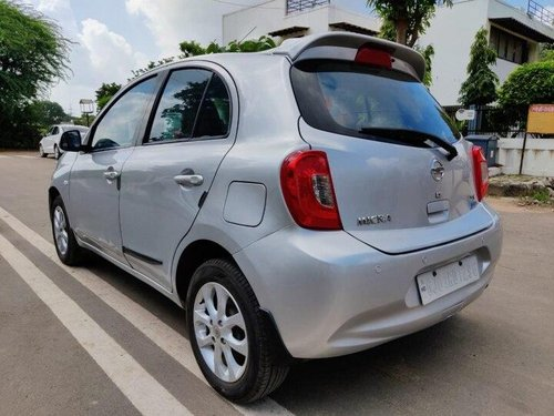 Used Nissan Micra XV 2013 AT for sale in Ahmedabad