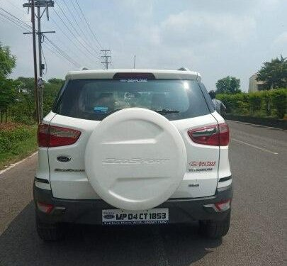 Used 2017 Ford EcoSport 1.5 DV5 MT Titanium for sale in Bhopal