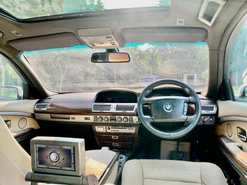 Used 2008 BMW 7 Series 740Li AT for sale in New Delhi