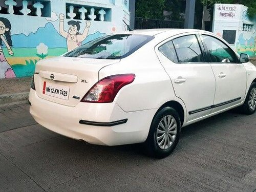 Used 2015 Nissan Sunny Diesel XL MT for sale in Pune