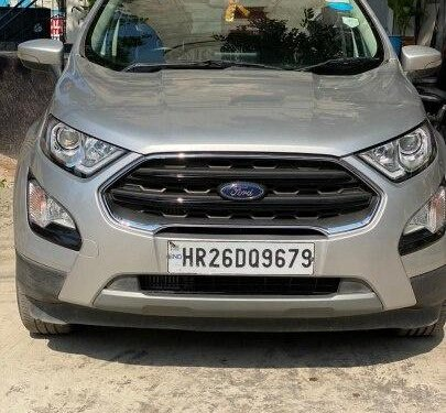 Used Ford EcoSport 1.5 TDCi Platinum Edition 2018 MT in New Delhi