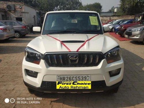 Used Mahindra Scorpio S10 7 Seater 2015 MT for sale in Gurgaon
