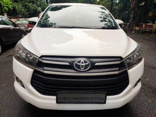 Used 2017 Toyota Innova Crysta AT for sale in Mumbai