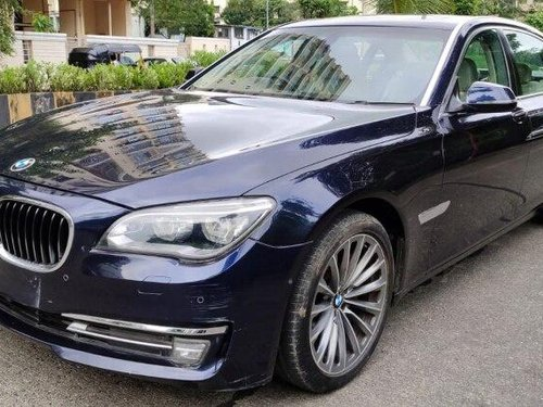 Used 2014 BMW 7 Series AT for sale in Mumbai