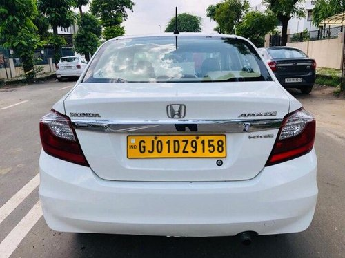 Used Honda Amaze 2016 MT for sale in Ahmedabad -4