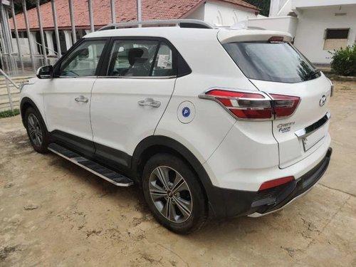 Used Hyundai Creta 1.6 CRDi AT SX Plus 2017 in Hyderabad
