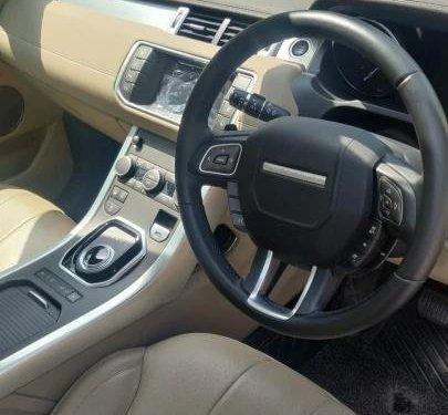 Land Rover Range Rover Evoque 2.0 TD4 SE 2018  AT in New Delhi