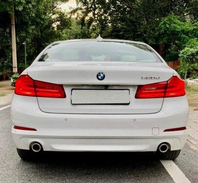 BMW 5 Series 520d Luxury Line 2019 AT for sale in New Delhi