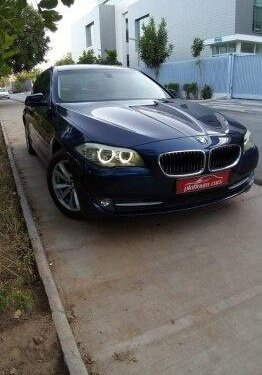 Used 2010 BMW 5 Series AT for sale in Ahmedabad