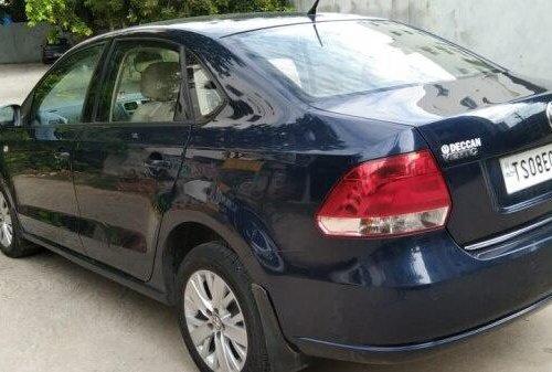 Used Volkswagen Vento 2015 MT for sale in Hyderabad