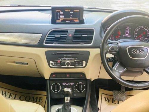 Audi Q3 Design Edition 35 TDI quattro 2015 AT for sale in New Delhi