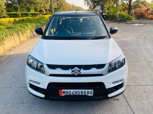 Used Maruti Suzuki Vitara Brezza 2017 MT for sale in Mumbai