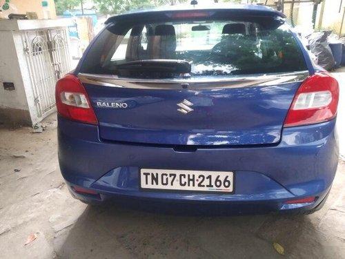 Used Maruti Suzuki Baleno Delta 2016 AT for sale in Chennai