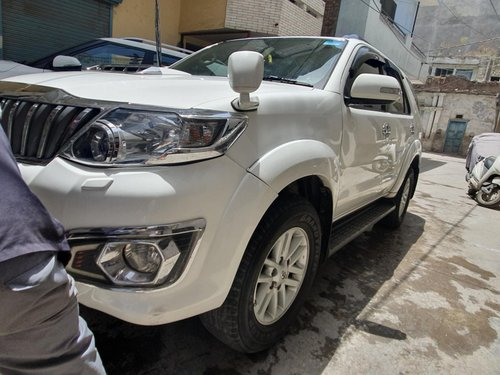Used Toyota Fortuner 4x2 Manual (2013)