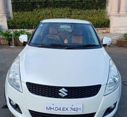 Used Maruti Suzuki Swift VDI 2011 MT for sale in Mumbai -12