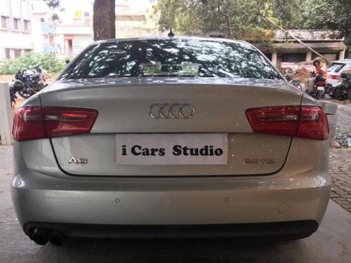 Used Audi A6 2013 AT for sale in Bangalore