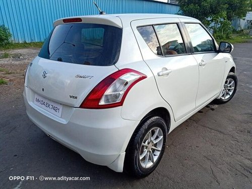 Used Maruti Suzuki Swift VDI 2011 MT for sale in Mumbai -9