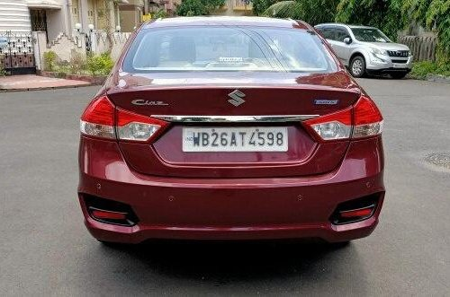 Used Maruti Suzuki Ciaz Alpha 2017 MT for sale in Kolkata -5