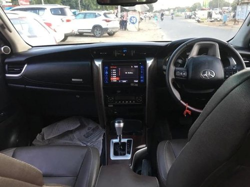 Used Toyota Fortuner 2018 AT for sale in Ahmedabad