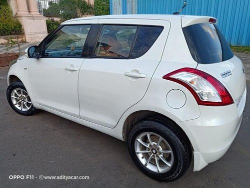 Used Maruti Suzuki Swift VDI 2011 MT for sale in Mumbai -4