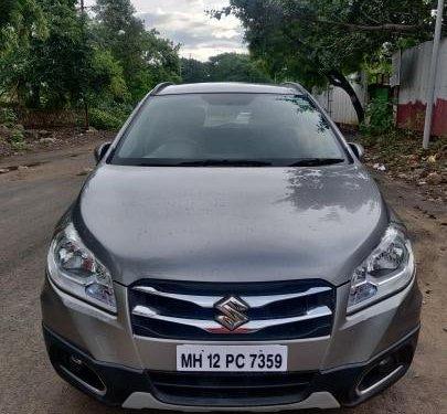 Used Maruti Suzuki S Cross 2017 MT for sale in Pune