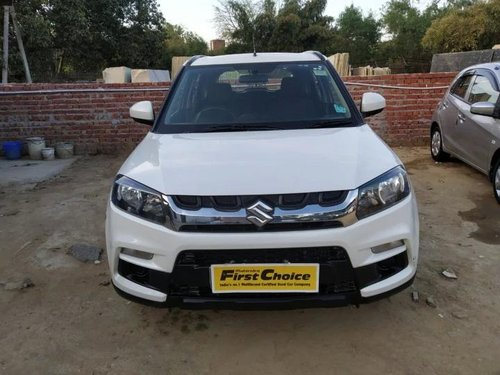 2018 Maruti Suzuki Vitara Brezza VDI MT for sale in New Delhi