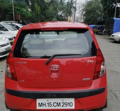 Hyundai i10 Sportz 1.2 2010 MT for sale in Thane