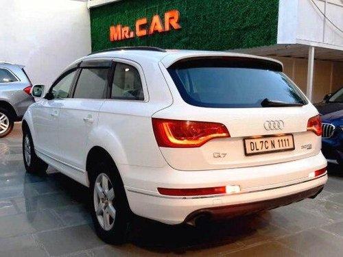 Used Audi Q7 2011 AT for sale in New Delhi