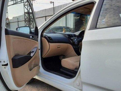 Used 2013 Hyundai Verna 1.6 SX VTVT MT for sale in Pune