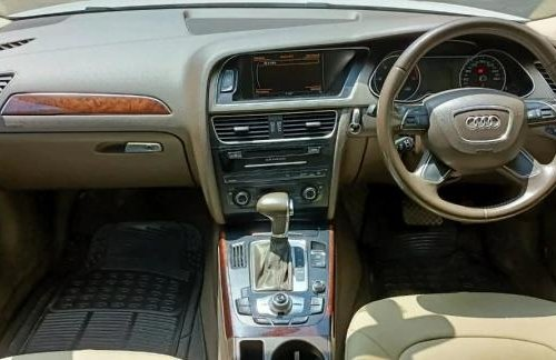Used Audi A4 35 TDI Premium 2012 AT for sale in Pune