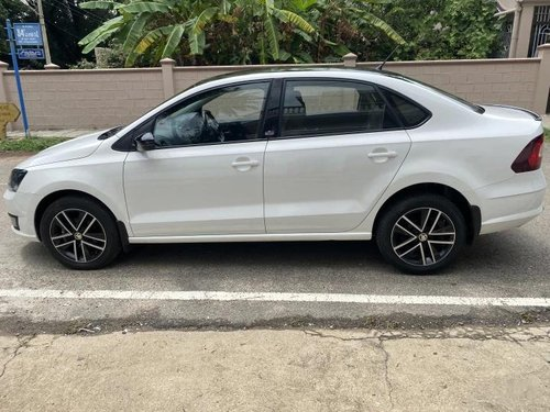 Used Skoda Rapid 2017 MT for sale in Bangalore