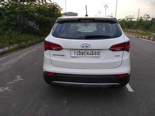 Used 2015 Hyundai Santa Fe 4WD AT for sale in Hyderabad