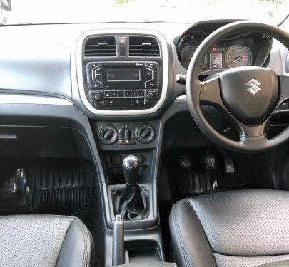 Used Maruti Suzuki Vitara Brezza 2017 MT for sale in New Delhi