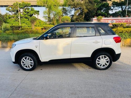 Used Maruti Suzuki Vitara Brezza 2017 MT for sale in Mumbai -2
